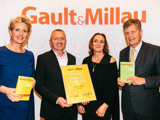 Gault&Millau kürt Gleinstätter Karl Schnabel zum Ausnahmewinzer des Jahres