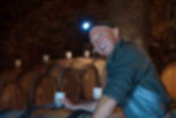 Karl Schnabel im Keller