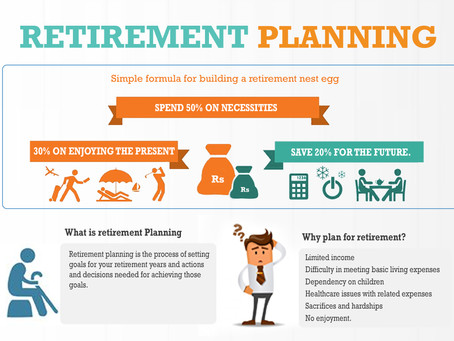 """""""Retirement is not an End…It's a new Beginning"""""""