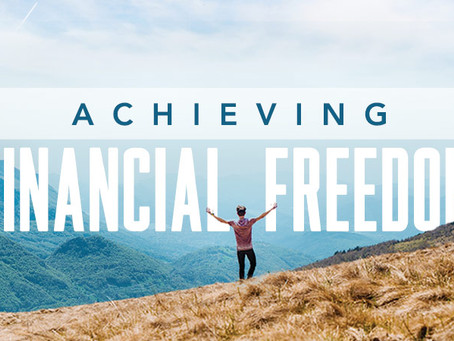 Habits to Help You Reach Financial Freedom