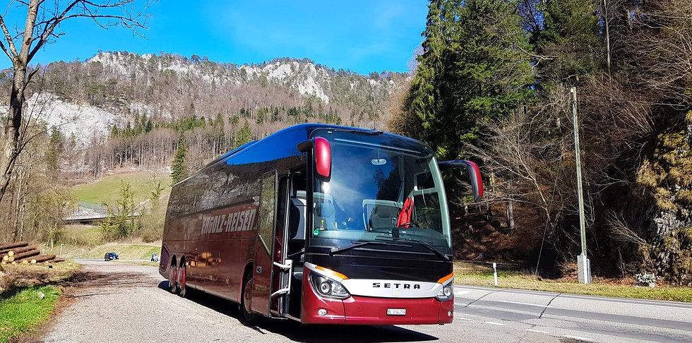 Ergolz-Reisen, Tagesfahrten, Busreisen, Gruppenreise, Bus mieten, Car chartern