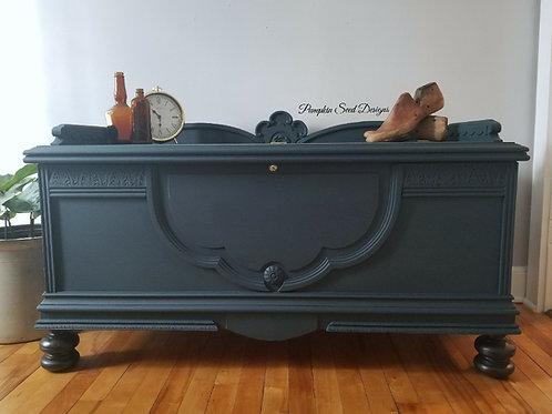 Stately Cedar-Lined Chest
