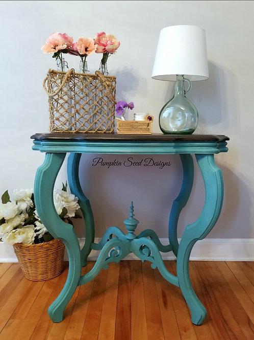 Curvy Parlor Table