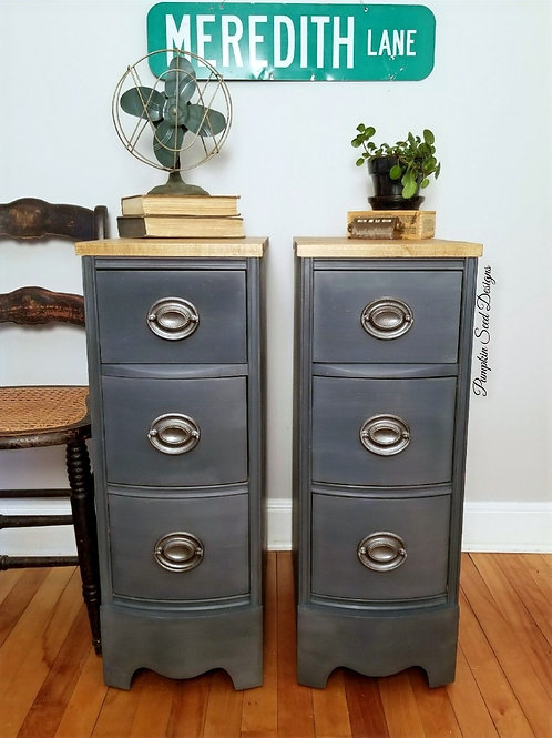 Blue Moon Nightstands