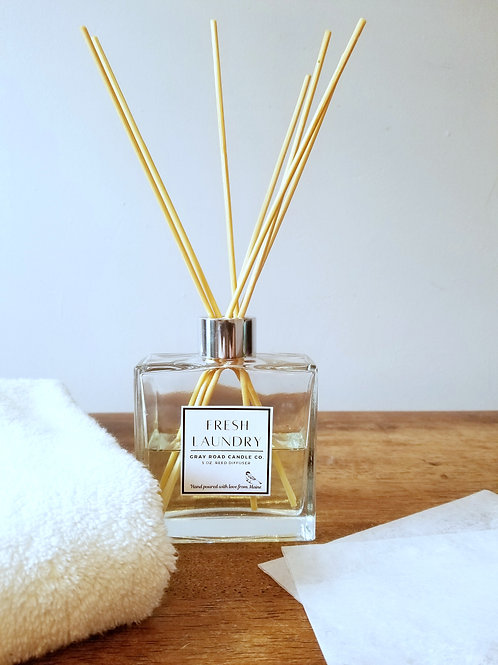 Fresh Laundry Reed Diffuser