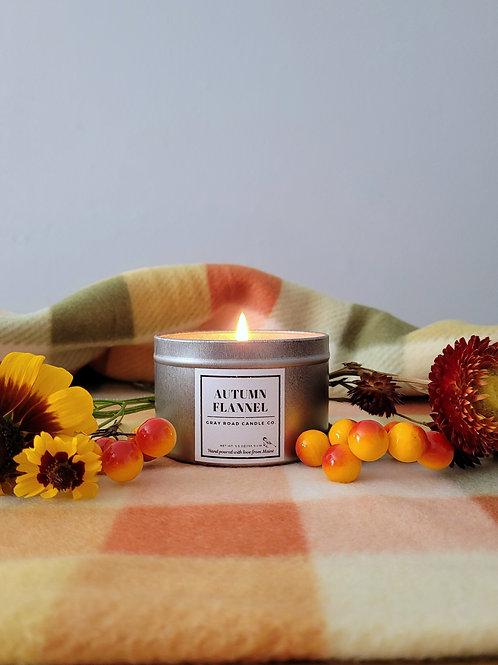 Autumn Flannel