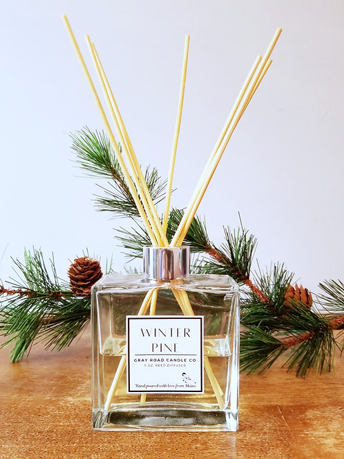 Winter Pine Reed Diffuser