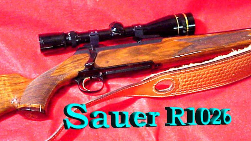 Sauer   R1026