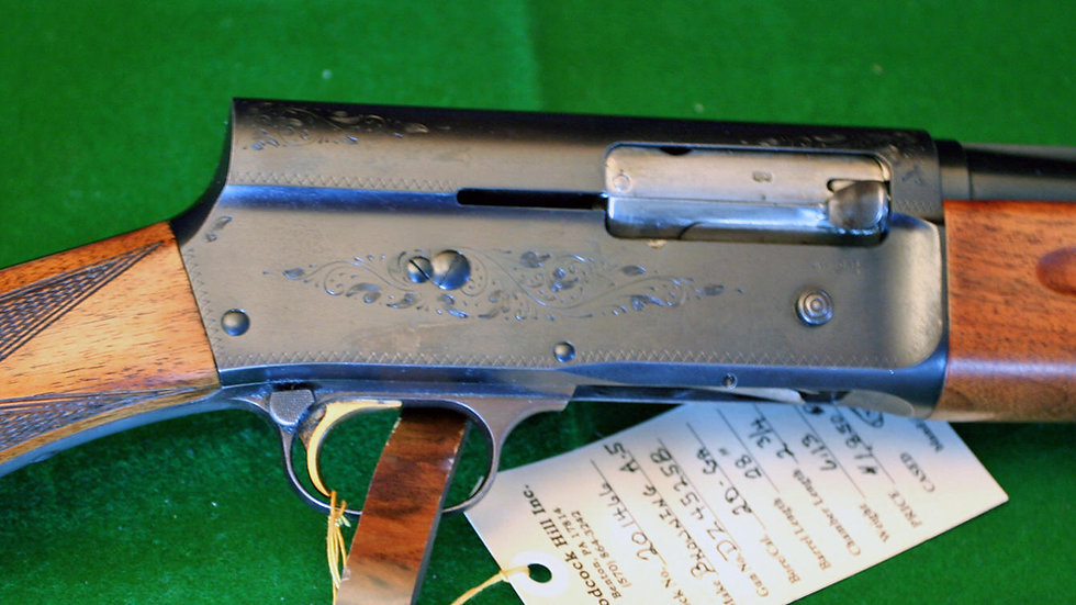 Browning A-5   201466