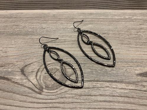 Marquise Dangle Earring