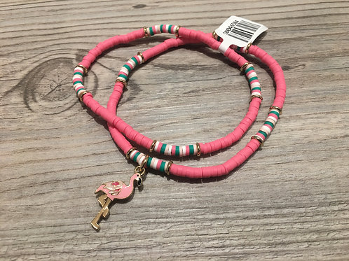 Flamingo 2-piece Bracelet
