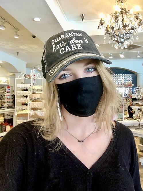 Quarantine Hair Don't Care Cap