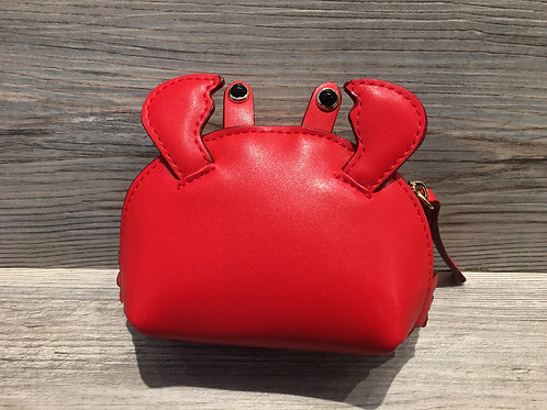 Crabby Coin Keychain Wallet