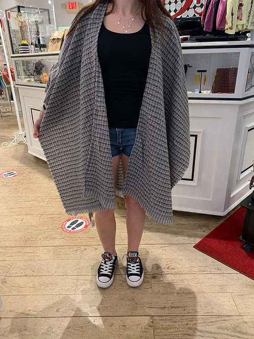 Comfy Tweed Kimono