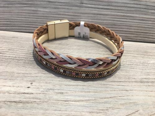 Braided Magnetic Bracelets