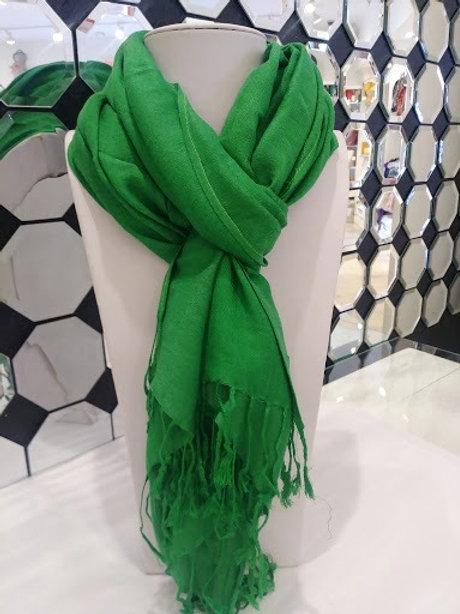 Green Pashmina