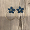 Thumbnail: Flower w/ Hoop Earrings