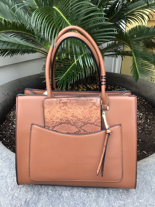 Structured 2Pc Tote