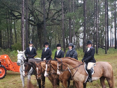 Opening Meet at Airy Hall