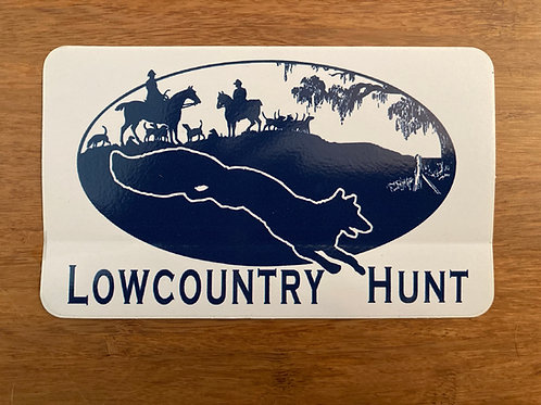 Lowcountry Hunt Sticker