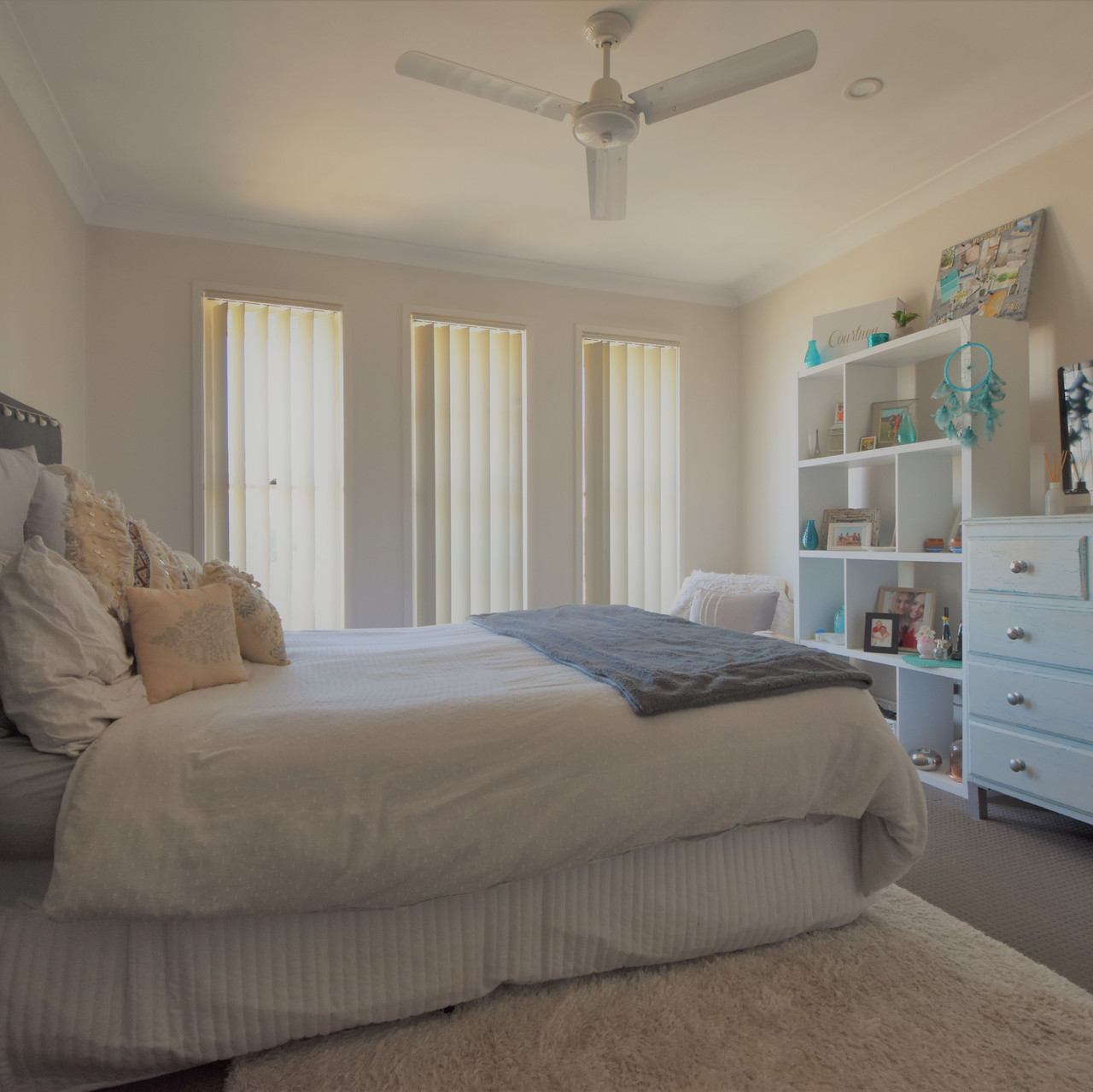 Main Bed - New