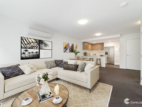 LEASED Beautifully finished and well appointed 2 Bedroom 2 Bathroom Apartment - Lutwyche
