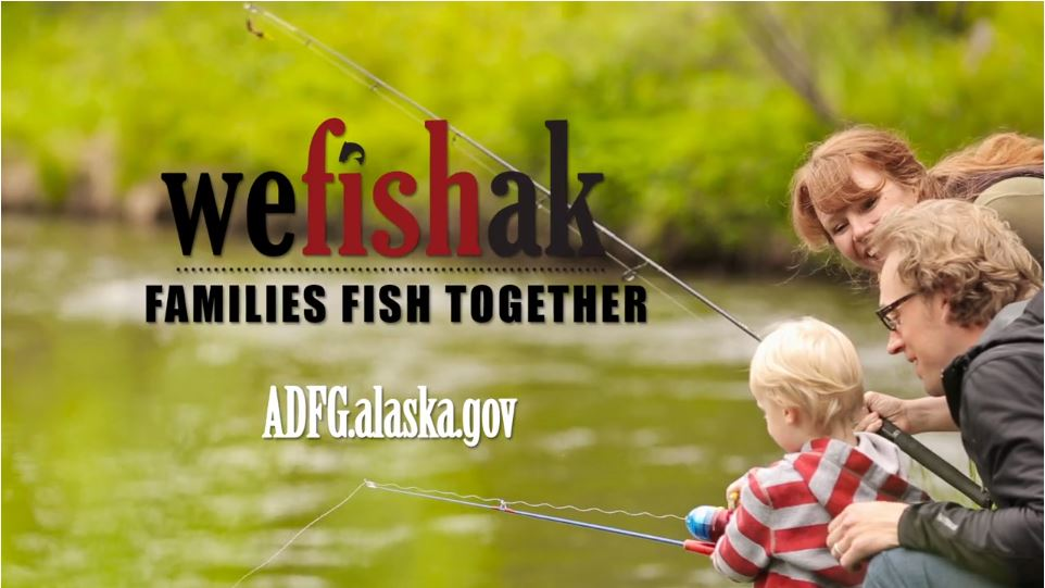 We Fish AK Commercial