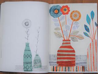 Keeping up the sketchbook
