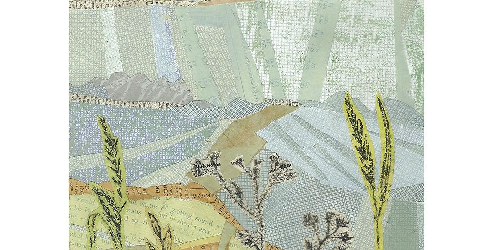 Field & Valley Print