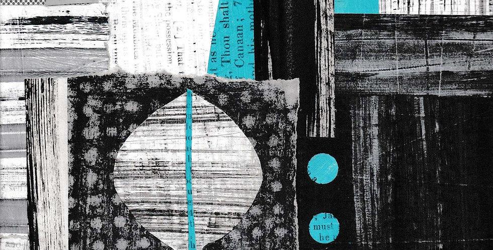 Three Spot Leaf Print
