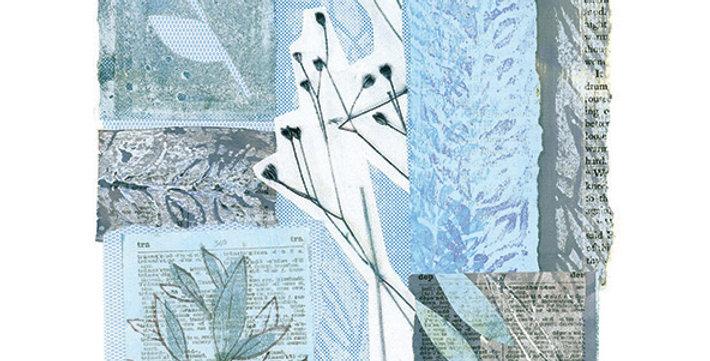 Blue Sky Wednesday card