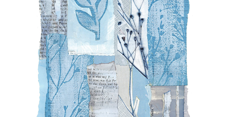 Blue Sky Monday card