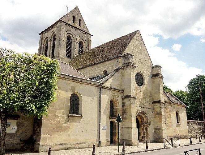 Saint-Ouen-l'Aumône_(95),_église_Saint-O