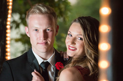 Michele and Renes matric dance