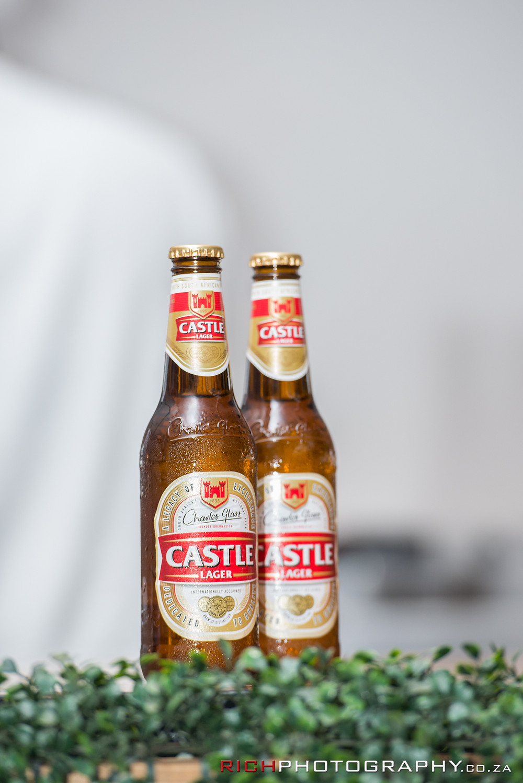 Castle Lager at Johannesburg events