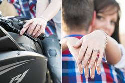 Jason and Adriette engagement shoot