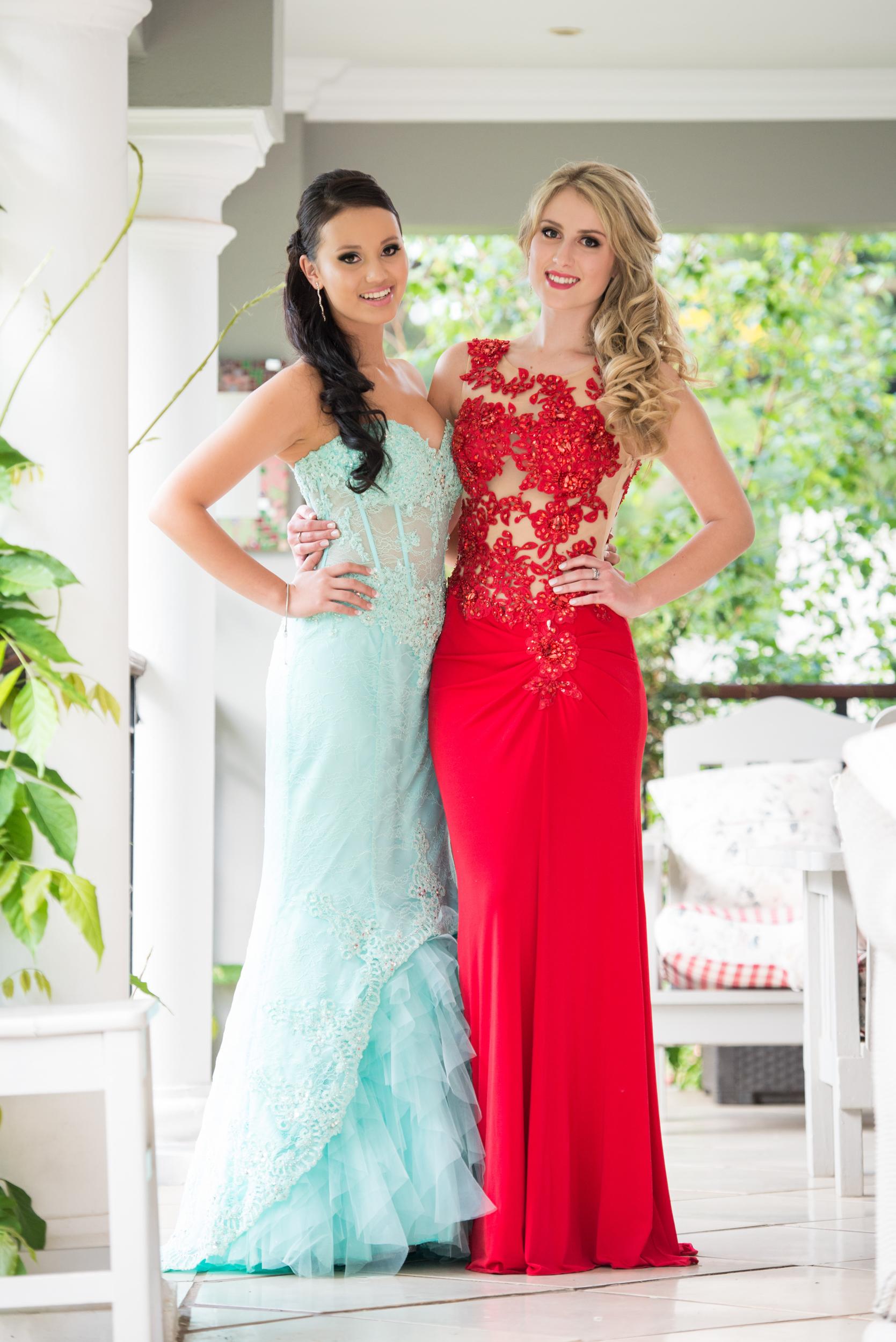 Limay and Lauren