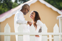Engagement shoot at Gold Reef City