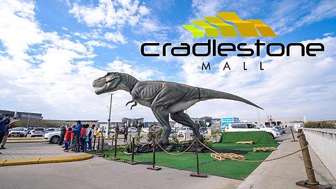 Cradlestone Mall Dinosaur Expo