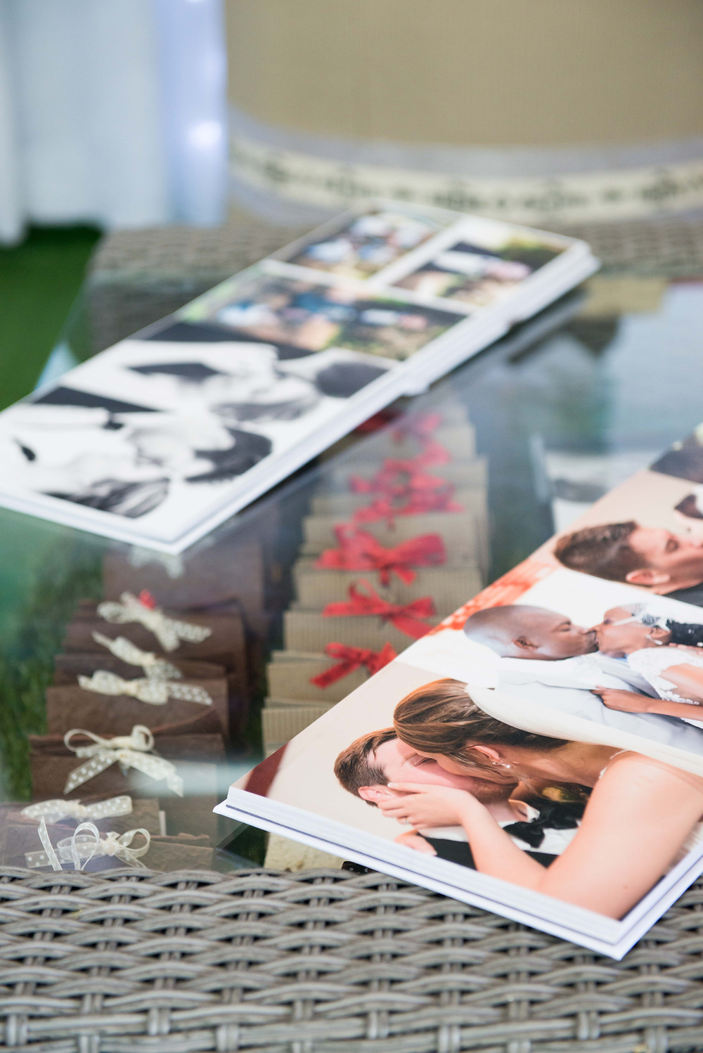 wedding albums by RICH Photography