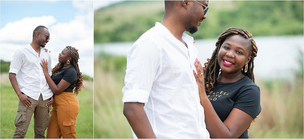 couple shoots in Gauteng