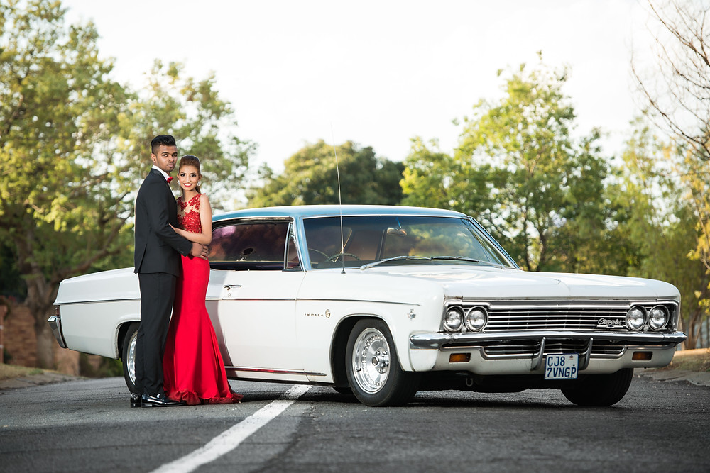 matric farewell car