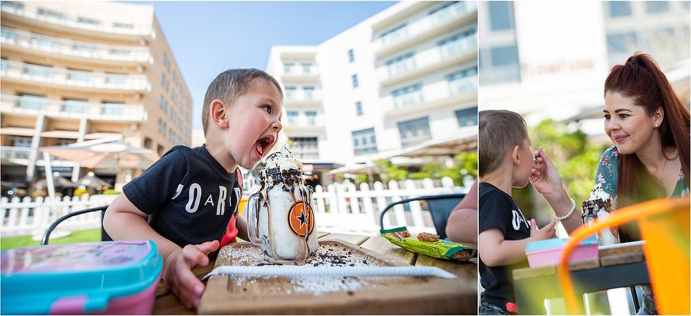 kids milkshake rocomamas