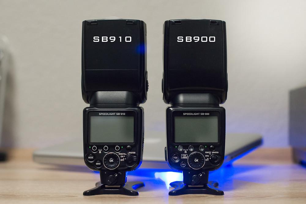 SB910 vs SB900