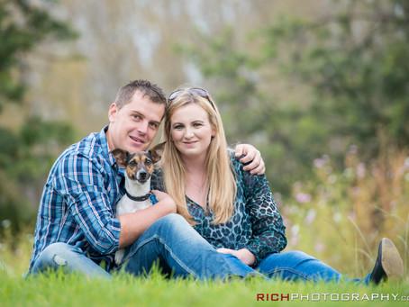 Karen and Hans Pre-Wedding Shoot | Johannesburg