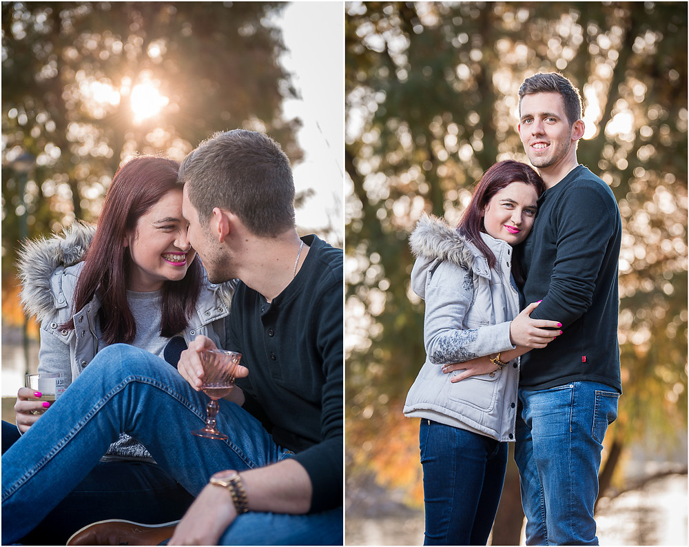 engagement shoot photos