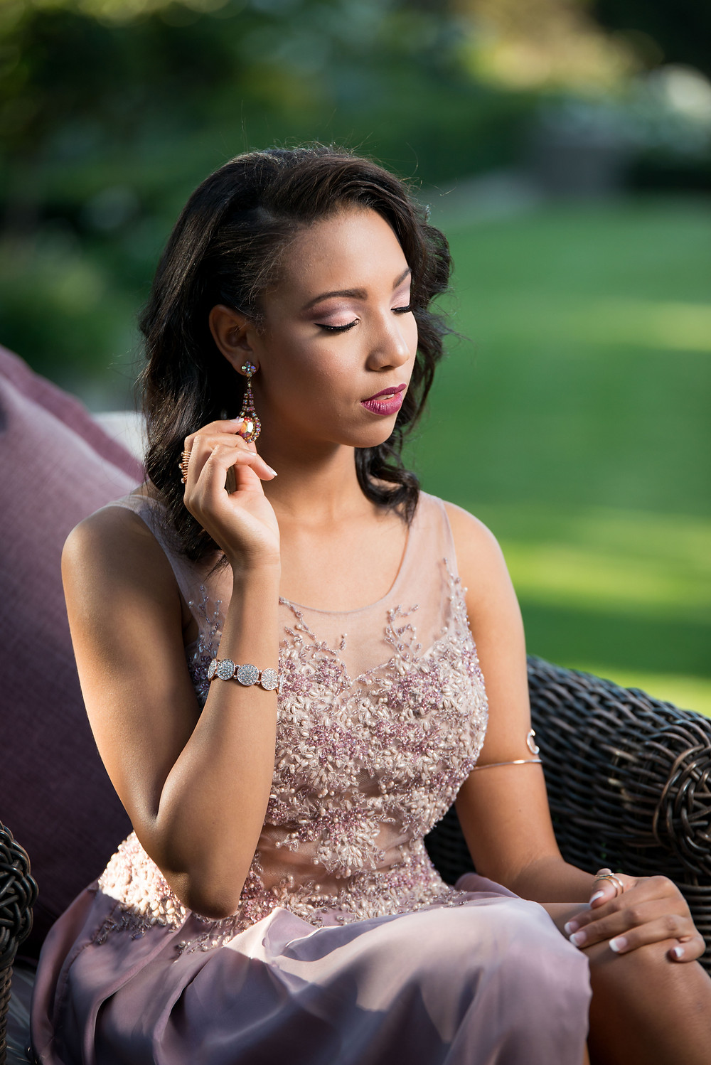 Matric farewell makeup photos