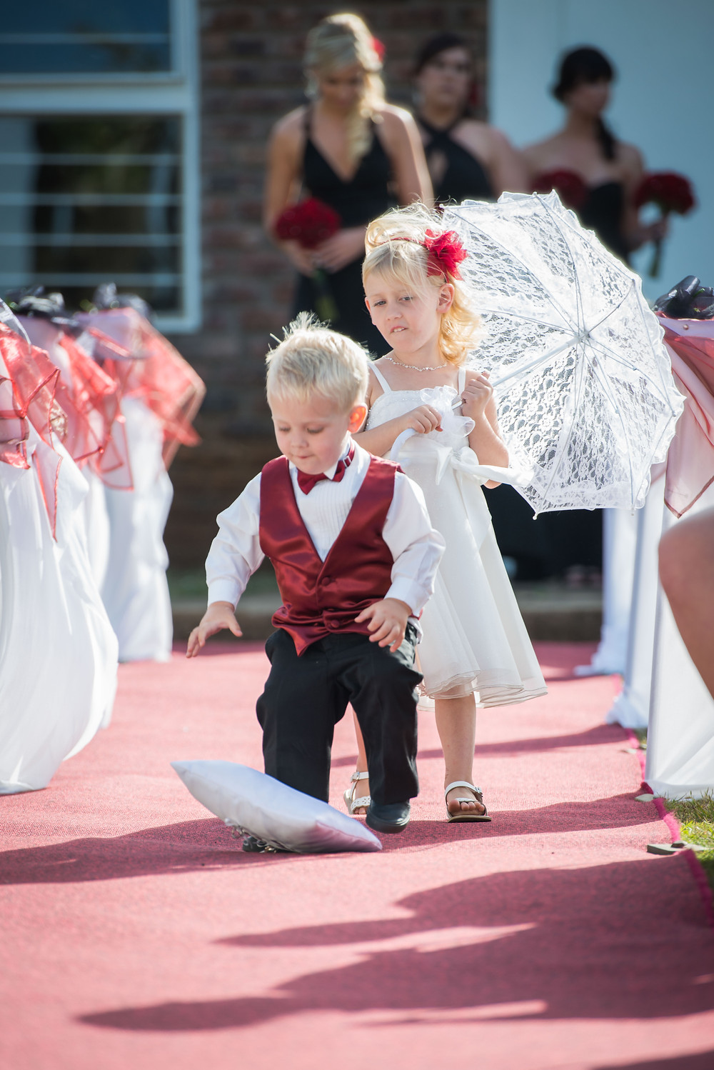 ring bearer suit