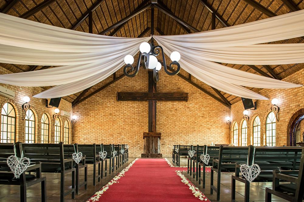 Makiti Ballroom chapel
