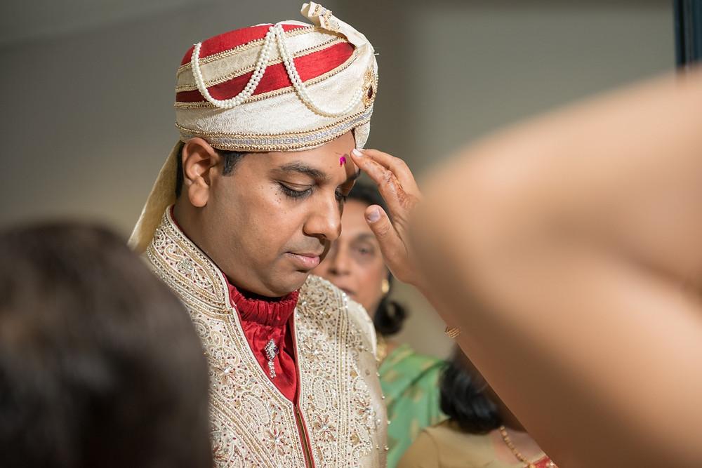 grooms ceremony